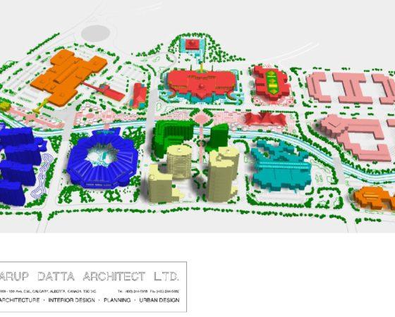 170 acre development – Malaysia