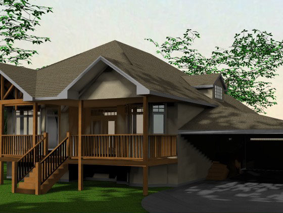 New Home – concept
